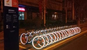 bike sharing China