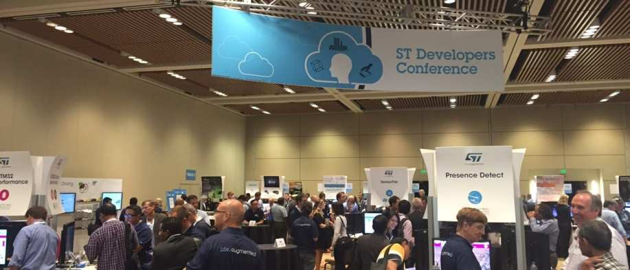 ST Developers Conference