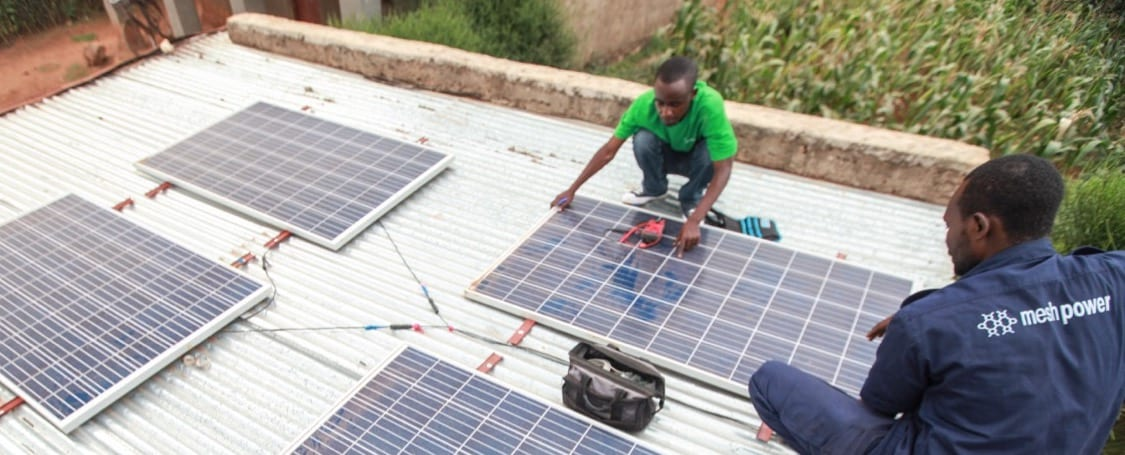 With an STM32F4, MeshPower Delivers Electricity and So Much More In Rwanda