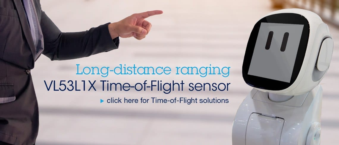 Using a Time-of-Flight Sensor