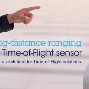 Using a Time-of-Flight Sensor