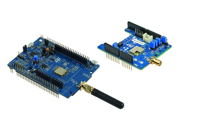 B-L072Z-LRWAN1 and I-NUCLEO-LRWAN1 : Two LoRa Boards, One Easy Way to Create Applications