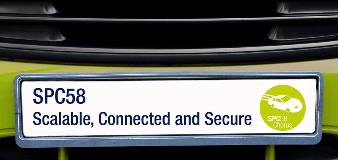 SPC58 : Our most advanced automotive MCUs yet
