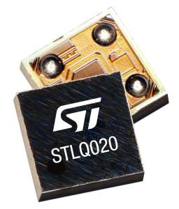 The Flip-Chip4 package of the STLQ020
