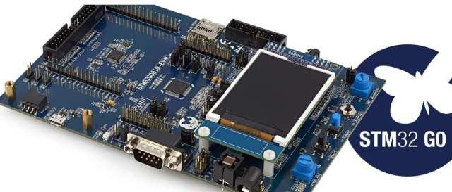An STM32G0 development platform