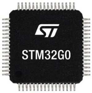The new STM32G0