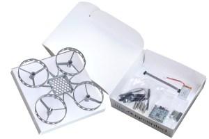 The STEVAL-DRONE01 kit