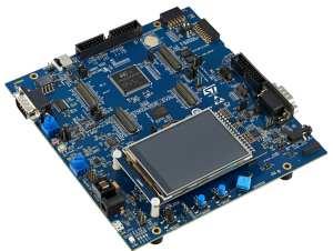 STM32L5: The STM32L552E-EV