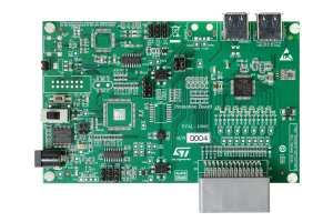 An L9963 evaluation board
