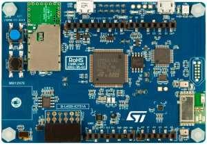 The B-L4S5I-IOT01A