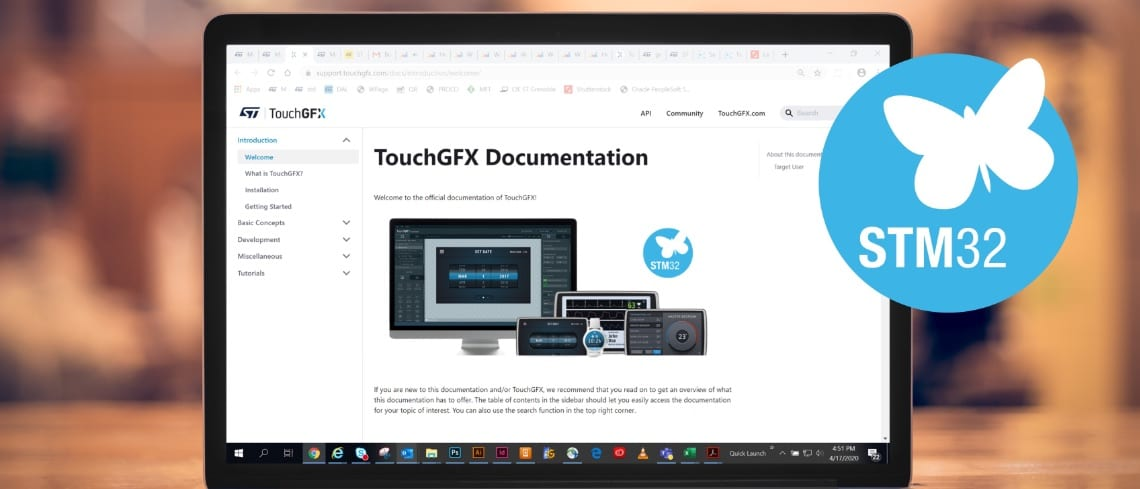 Bresslergroup: How Engineers use TouchGFX and ST Products to Make a Difference