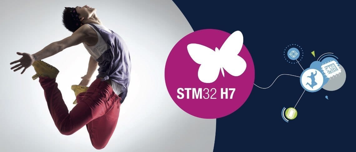 First STM32H7 Dual Core / Value Line: 2 Videos to Get Started