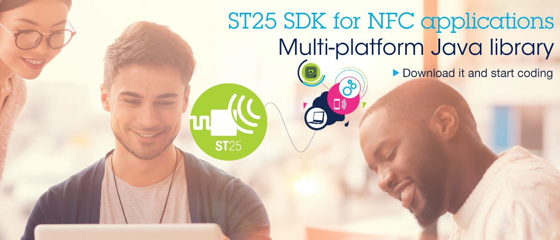 ST25PC-NFC Software, All NFC Commands in Just a Few Clicks