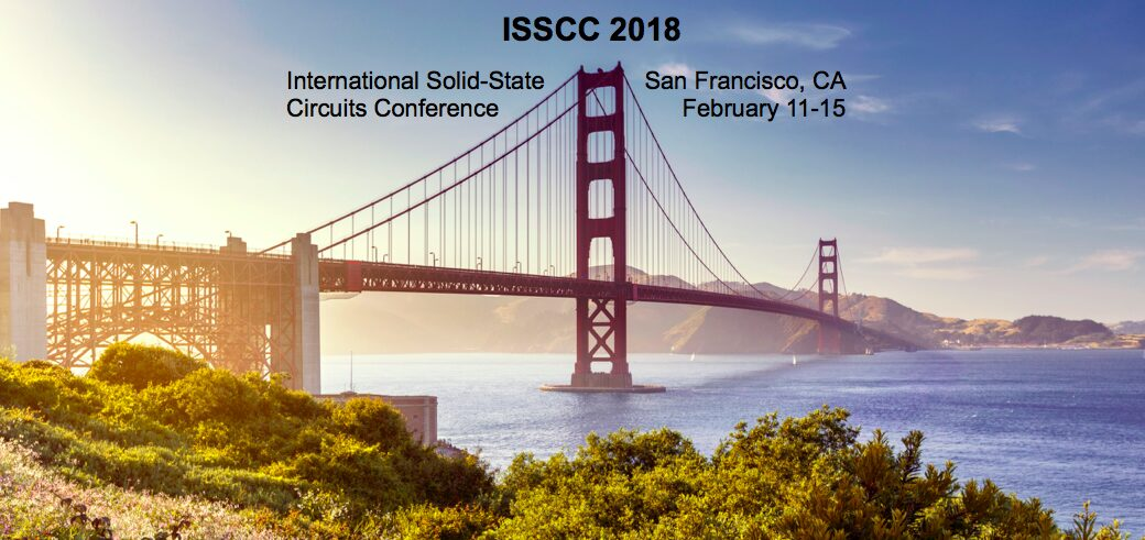 ST Will be Busy at ISSCC