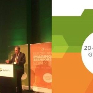 CEO Carlo Bozotti speaks at SEMIEurope