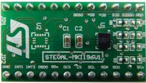 The STEVAL-MKI196V1