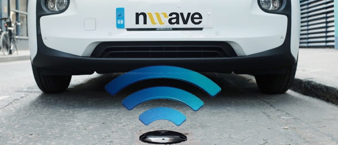 Nwave: The Thinnest Smart Parking Solution, with S2-LP and STM32F7