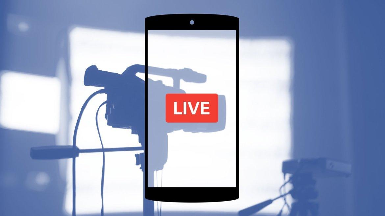Facebook & Instagram Live