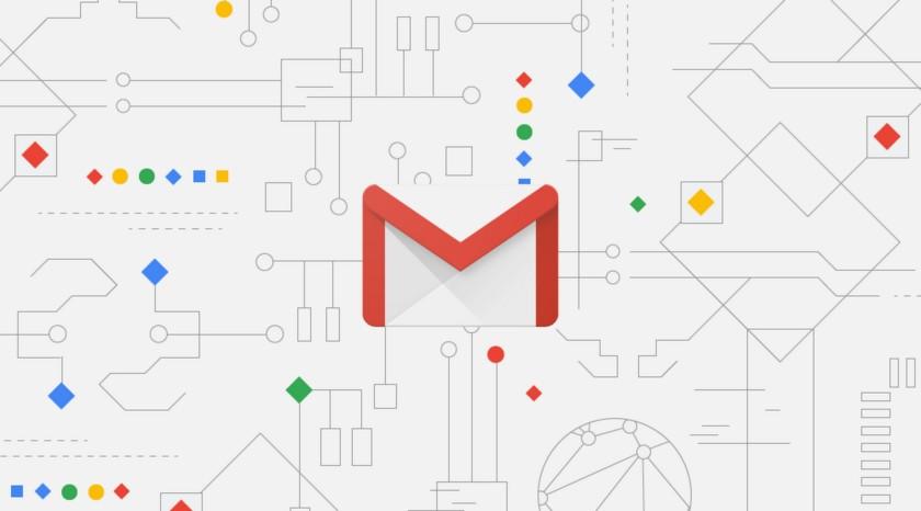 New Design Gmail