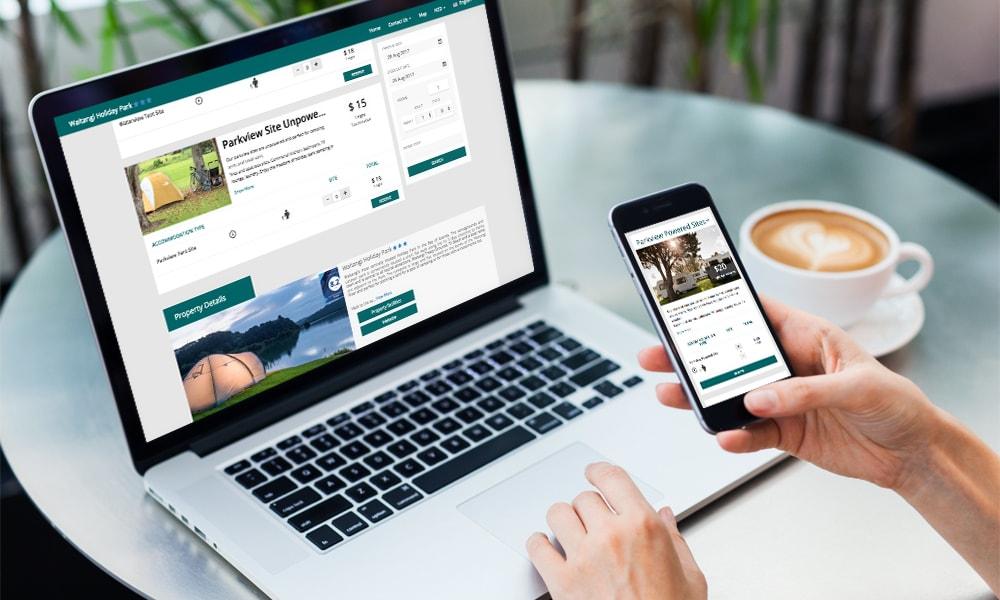 Hotelier Own Website - STAAH