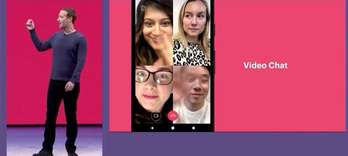 Instagram - Group Video Chat