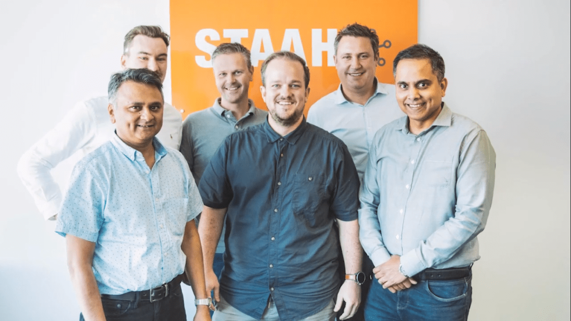 Booking.com & STAAH Partnership