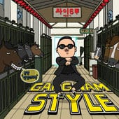 Break the Ice in a Business Presentation – Gangnam Style