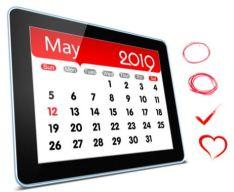 MAI 2019  Gemeinde-Kalender-Informationen-Veranstaltungen