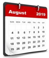 August 2019  Gemeinde-Kalender-Informationen-Veranstaltungen
