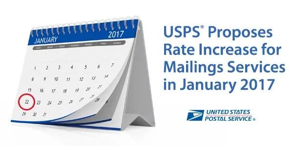 usps announces 2017 postage