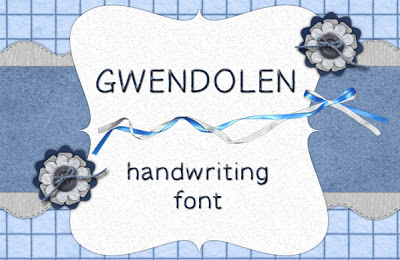 Download Gwendolen Girly Free Fonts for Commercial Use