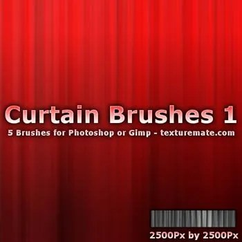 curtain brushes photoshop, photoshop curtains, brushes tutorial photoshop, flower brushes for photoshop