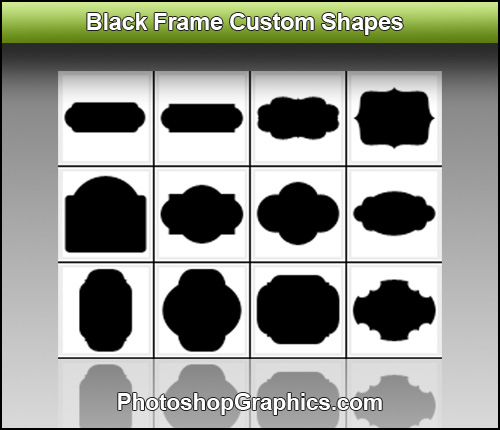 free custom shapes, free shapes, free vintage borders, vintage frame border, vintage frames and borders, free borders and frames, free clipart frames