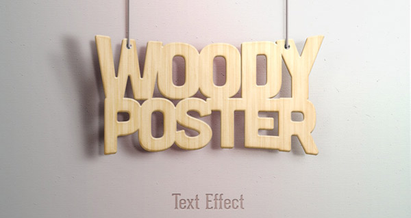 free text effect, text effect psd, wood text effect, wooden text effect, layer styles, text effect later styles