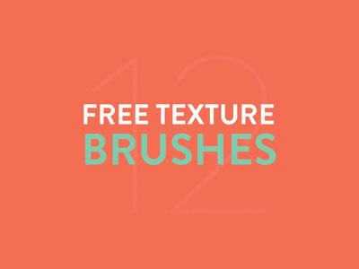 Free Subtle Textures Brushes
