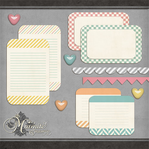 free journal cards, freebie digital scraps, digiscrap freebies
