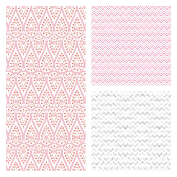 zig zag papers, chevron papers free, pink paisley papers, backgrounds, cute backgrounds