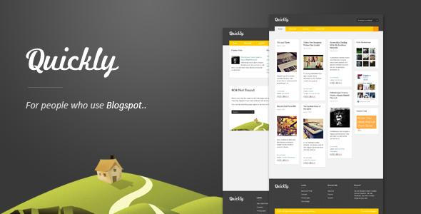 responsive blogspot template, responsive blogger template