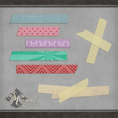 free washi tape