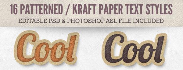 Photoshop Text Effects | Starsunflower Studio Blog