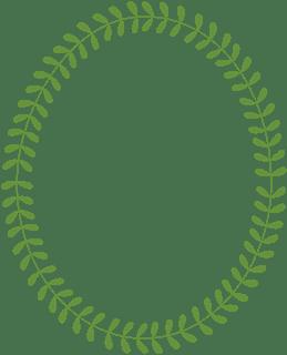 free frames, free borders, vine border, oval frame