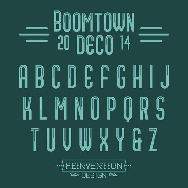 free art deco font, free display font, free fonts, free fonts 2014, deco font free,