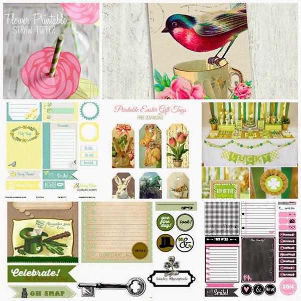 free vintage printables, free printables, cute printables, journal card printables, tag printables,