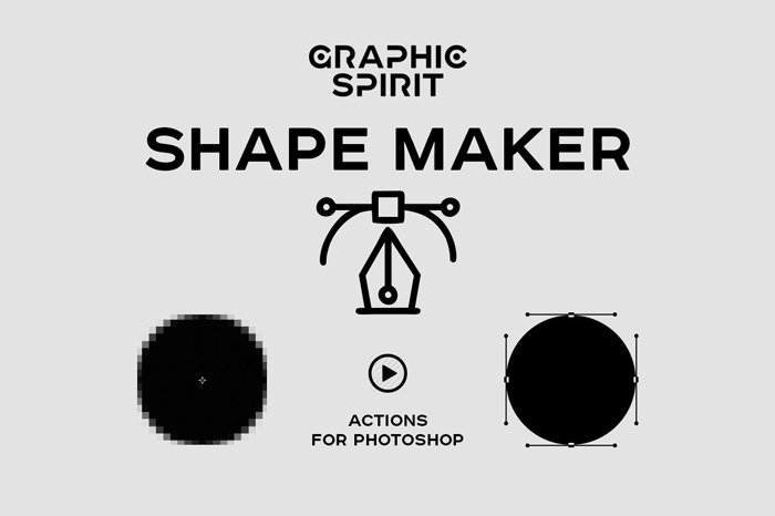 Shape Maker for Photoshop