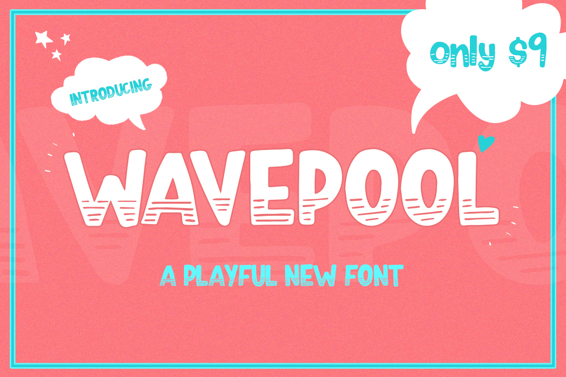 012_Wavepool_Playful_font