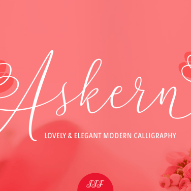 013_Askern_Beautiful_Brush_Script_Hand_Drawn_Font