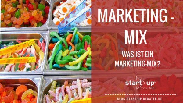 Was ist ein Marketing-Mix?