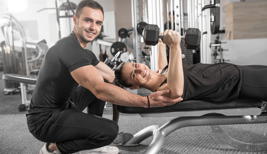 ben coomber personal training