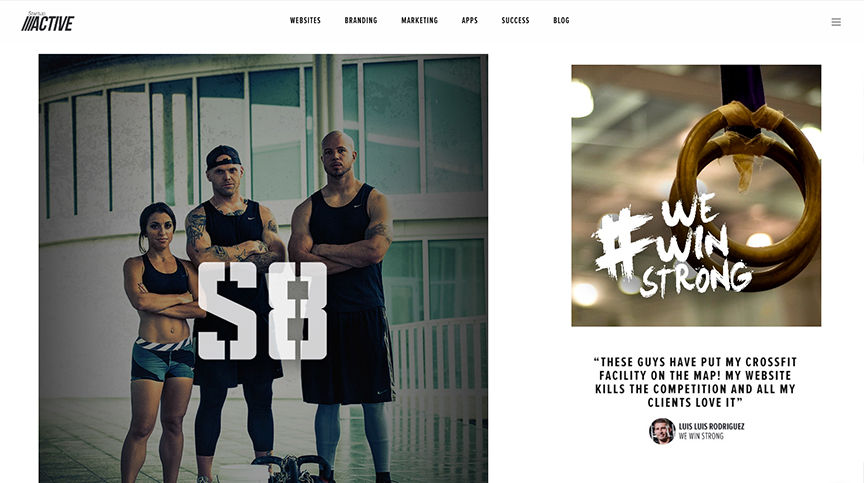 fitness-website-design