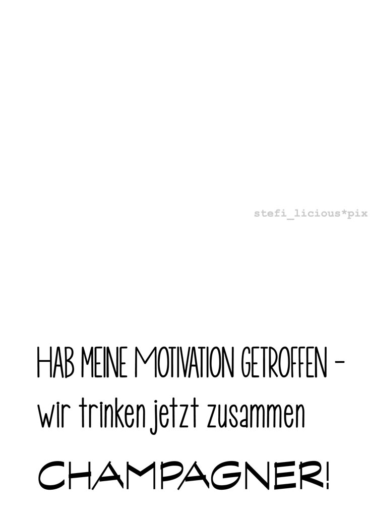 motivation_champagner